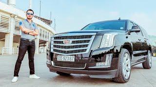 Download XEHAY - Lái thử Khủng long bạo chúa Cadillac Escalade V8 6.2L đời 2016 giá 5,3 tỷ Video
