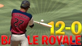 Download VLADDY WILL GET US 12-0! MLB The Show 18 | Battle Royale Video