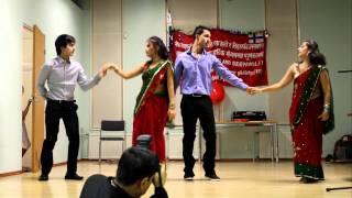 Download Chahanchu ma timilai nai - Dashain party 2011 Finland Video