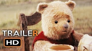 Download CHRISTOPHER ROBIN Official Trailer 3 (2018) Ewan McGregor Winnie the Pooh Disney Movie HD Video