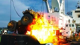 Download 💥 Heavy Machinery FAILS and ACCIDENTS Caught on Tape Video