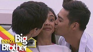 Download Pinoy Big Brother Season 7 Day 90: Maymay, napasigaw nang halikan nina Sam at Zanjoe Video