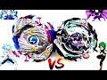 Download Nightmare Luinor .Ds VS Kinetic Satomb .2G.Lp -Lui vs Sisco- Beyblade Burst God Evolution Battle!神43 Video