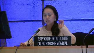 Download 40th World Heritage Committee (Continuation) in UNESCO, Tuesday 25 October 2016, 10h-13h Video
