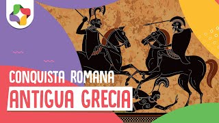 Download Conquista de Grecia por los Romanos - Historia - Educatina Video