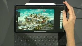 Download Adobe MAX 2019: Adobe Photoshop on iPad | Adobe Creative Cloud Video