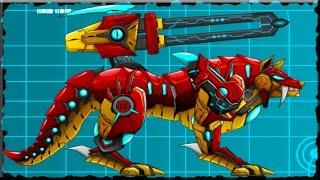 Download Battle Robot Wolf Age Game Walkthrough (Full Game) #WolfAge #Wolfbattle #Robotgame Video