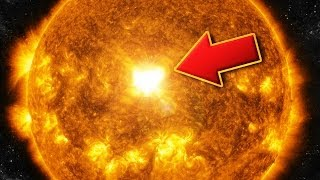 Download Extreme Solar Flare Headed For Earth Video