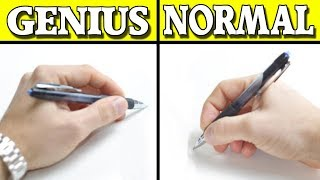 Download 10 Signs That You're A GENIUS Video