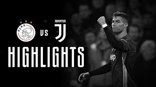 Download HIGHLIGHTS: Ajax vs Juventus - 1-1 - Ronaldo header earns draw in Amsterdam Video