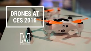 Download Best Drones at CES 2016 Video