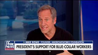Download Mike Rowe on Trump's SOTU, Dems' Refusal to Stand: 'Dangerous' to Frame Everything as 'This or That' Video