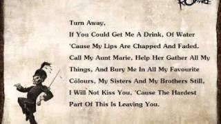 Download My Chemical Romance - [Cancer] (Lyrics) Video