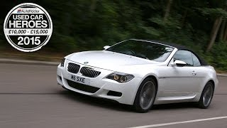 Download Used Car Heroes: £10,000 - £15,000 - BMW M6 Video