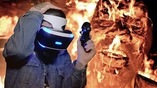 Download Watch a Coward Play Resident Evil 7's VR Mode Video
