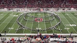 Download Ohio State Marching Band Superheroes Halftime Show 11 05 2016 OSU vs Nebraska Video
