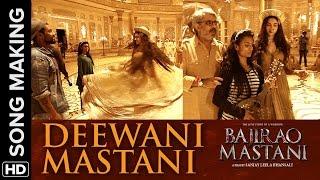Download Deewani Mastani (Behind The Scenes) | Bajirao Mastani | Deepika Padukone Video