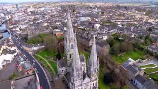 Download Flight over Cork city, Ireland Video