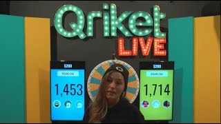 Download QriketLIVE Replay #549 - 5 Spins $200 Game Video