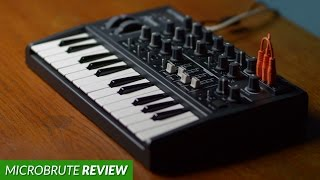 Download Arturia MicroBrute Review (Analog Synthesizer) Video