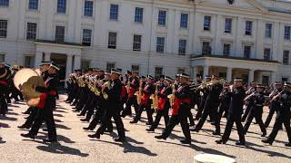 Download The Foot Guards battalions ReHearsing For The Trooping Of The Colour @ Wellington Barracks part 2 Video