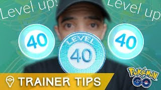 Download I finally hit Level 40 in Pokémon GO... Video