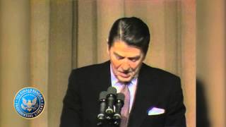 Download President Reagan's Remarks at the Annual National Prayer Breakfast February 2, 1984 Video