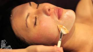 Download Relaxing One hour facial video with meditative music only Video