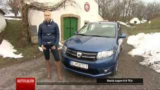 Download Dacia Logan 0,9 TCe Video