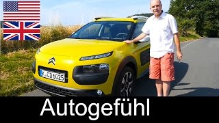 Download All-new Citroen C4 Cactus test drive review ENGLISH - Autogefühl Video