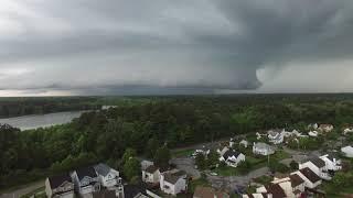 Download 2019-05-11-Tornado over Norfolk Video