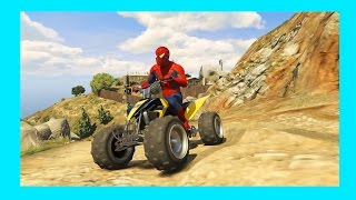 Download Spiderman, Lightning McQueen & Monster Truck | Nursery Rhymes Playlist for Children Video