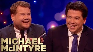 Download Send To All Showdown With James Corden | Michael McIntyre Video
