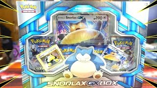 Download Pokemon Cards - Snorlax GX Box Opening EARLY | EPIC First Sun and Moon English Ultra Rare! Video