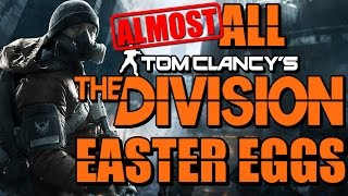 Download All The Division Easter Eggs Video