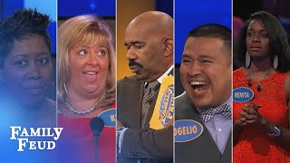 Download TOP 5 MOMENTS FROM JUNE 2017! | Family Feud Video