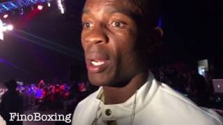 Download Julius Indongo on fighting Terence Crawford Video