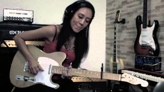 Download Myself and I jamming - Lari Basilio Video