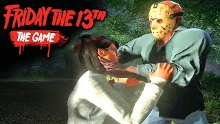 Download Friday The 13'th The Game - Beta Gameplay - MOST BRUTAL KILLS LIVESTREAM (Friday The 13 Gameplay) Video