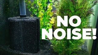 Download How To Use A Sponge Filter With No Air Pump (Powerheads!) Video
