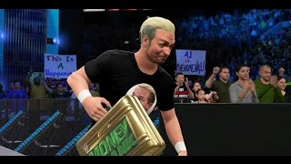 Download WWE 2K17: James Ellsworth Cashes In Money In The Bank Against AJ Styles! Video