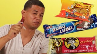 Download People Try Mexican Candy Video