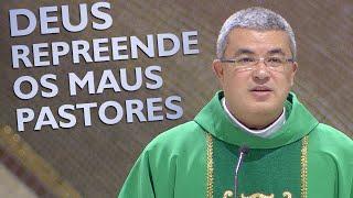 Download Deus Repreende os Maus Pastores - Padre Roger Luis (17/08/16) Video