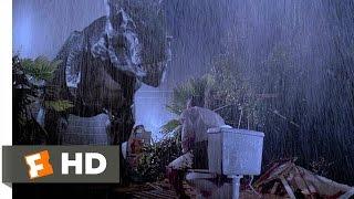 Download Jurassic Park (4/10) Movie CLIP - Tyrannosaurus Rex (1993) HD Video