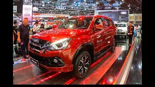 Download New Isuzu MU-X SUV 2020 Video