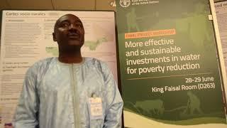 Download Interview avec Chaibou Adamou, Ministère de l'agriculture, Niger Video