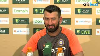 Download Our top-order should have batted better but we'll learn from our mistakes - Cheteshwar Pujara Video