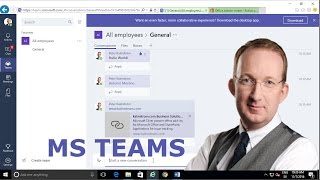 Download Microsoft Teams for Office 365 - Get started Video