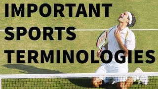 Download Sports & Terms - Static General Knowledge Video