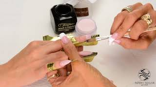 Download ❤ Chit Chat| Long High Arch Almond Nail Tutorial | Tammy Taylor Video
